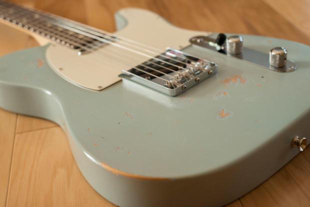 Fender telecaster daphne blue