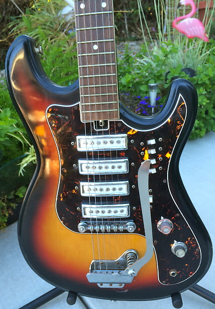 Fair price on guitar