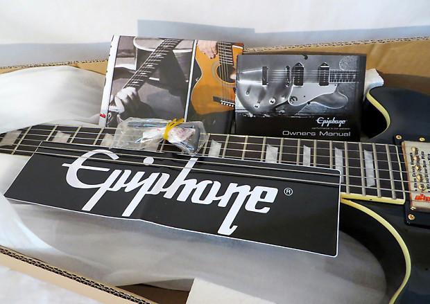 Epiphone Limited Edition Genesis Deluxe Pro  Vintage Sunburst