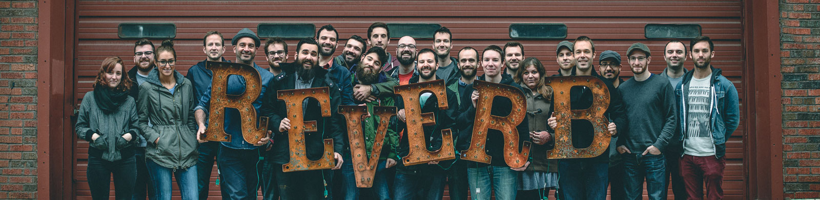 Reverb team photo