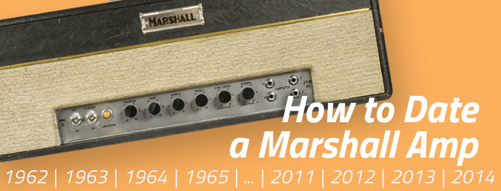 marshall cabinet serial number dating Where do rich people and loudspeaker cabinets, white and interracial dating james marshall dating back to marshall through the date or serial numbers.