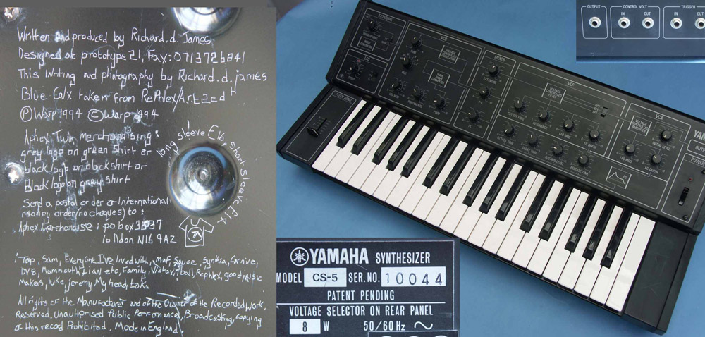 Recreating the Synths of Aphex Twin's