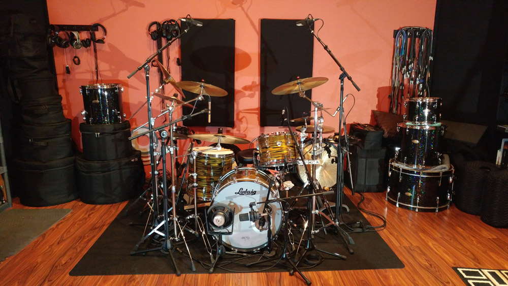 show us your space doubledog recording 39 s reverb news. Black Bedroom Furniture Sets. Home Design Ideas
