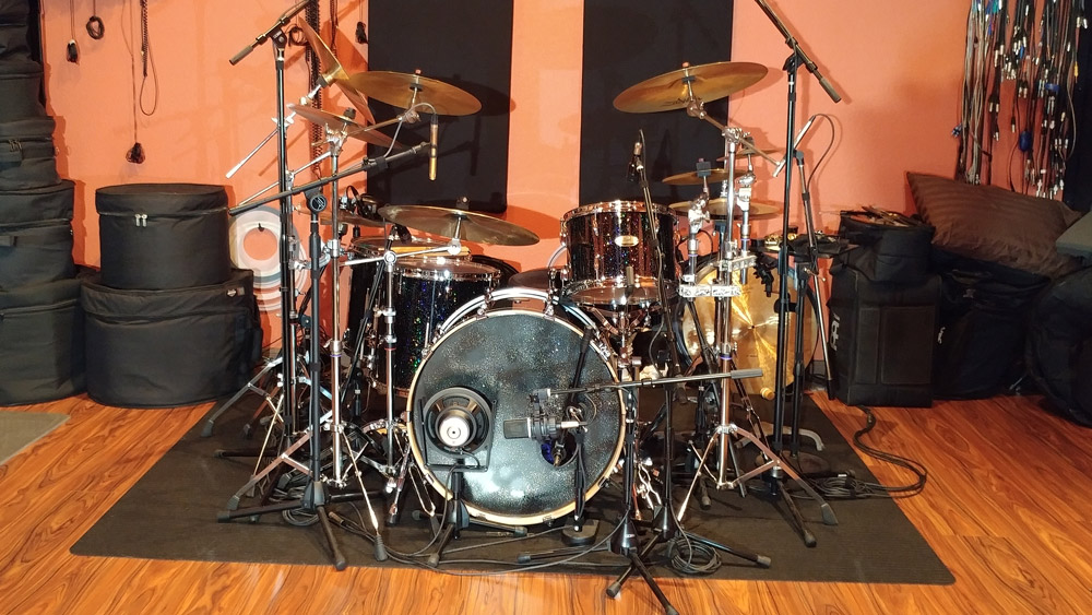 Show Us Your Space: DoubleDog Recording's | Reverb News