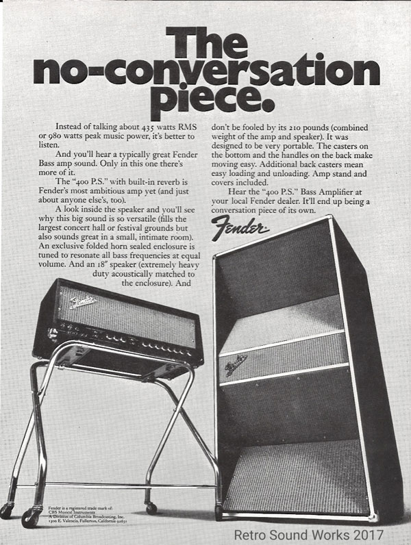 The Most Powerful Tube Amp of All Time: Behind the | Reverb News