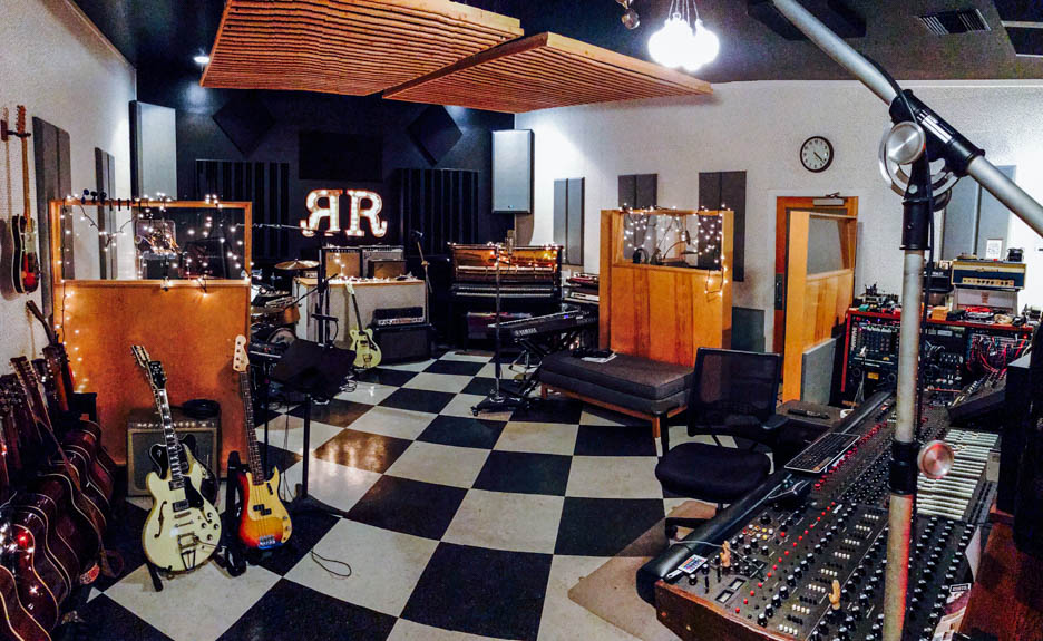 show us your space butch walker and rubyred productions reverb news