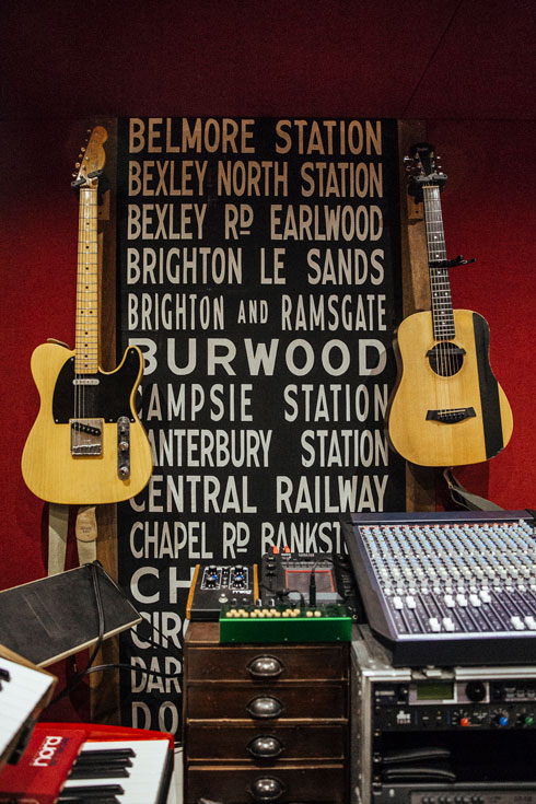 Show Us Your Space: Enmore Audio in Sydney | Reverb News