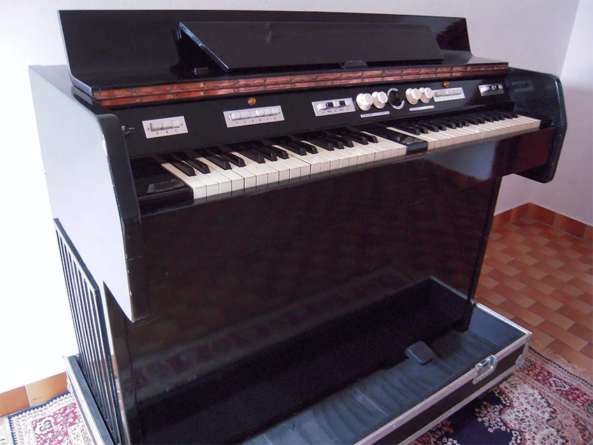 The Origins of the Mellotron:
