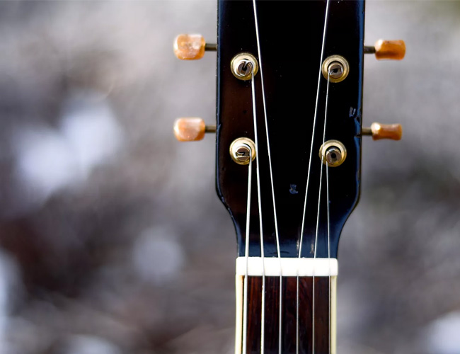 How Nut Material Impacts the Tone of an Acoustic Guitar