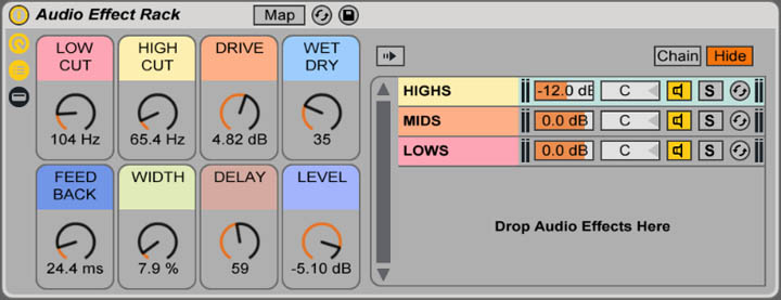 Using Parallel Processing in Ableton Live | Reverb News