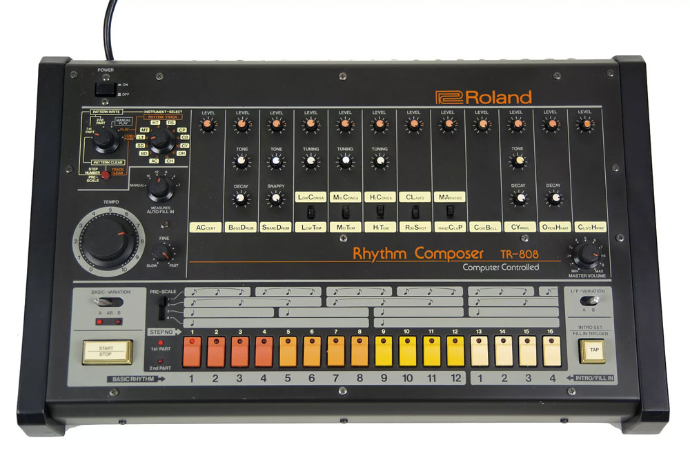 buying your first drum machine what to consider and how reverb news. Black Bedroom Furniture Sets. Home Design Ideas