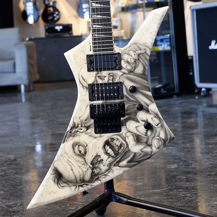 The 20 Spookiest Guitars on Reverb Right Now | Reverb News