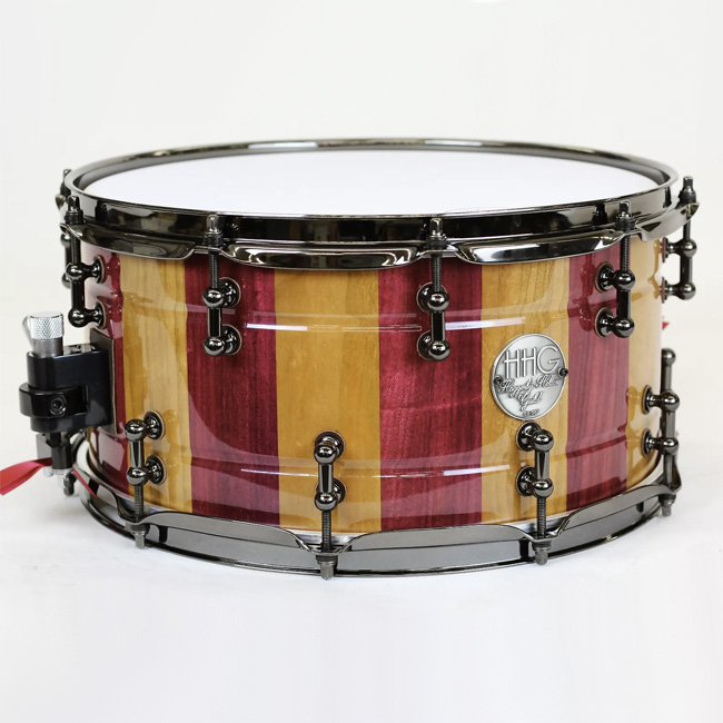 gallery 15 unique stave snare drums on reverb right now reverb news. Black Bedroom Furniture Sets. Home Design Ideas