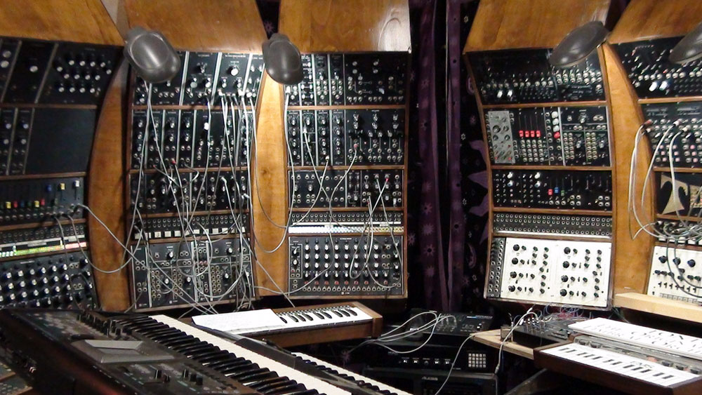 Stevie Wonder and TONTO: The Synth Orchestra and | Reverb News