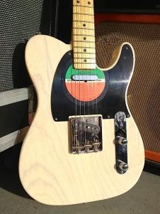 Fastback Guitars, Fastback '52 ~ Mary Kaye image
