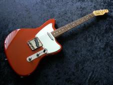 Fastback Guitars, Telemaster ~ Dakota Red image