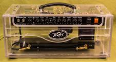 One of a kind Peavey Masterpiece 50 Custom  Clear image