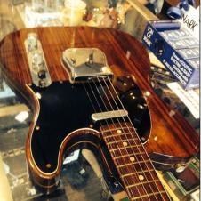 1971 Fender Rosewood Telecaster image