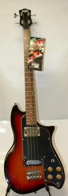 Eastwood Magnum Bass - Discontinued, RARE, Hard to find image