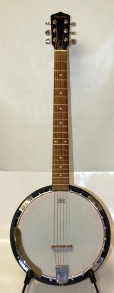Trinity River 6 String Banjo image