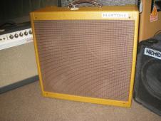 Martone USA hand-made all-tube amp  Tweed image