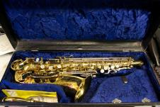 King Super 20 '74 - '75 Alto Saxophone in GREAT Condition! image