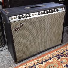 Fender Vibrosonic Reverb 1979 Silverface image
