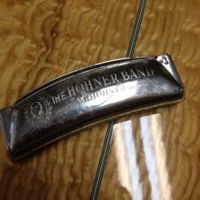 Vintage Hohner The Hohner Band Harmonica - C - Price Drop image