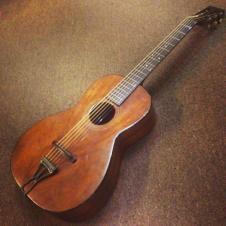 Weymann Parlor guitar 1931 Koa image
