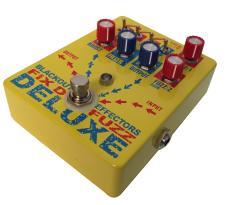 Blackout Effectors Fix'd Fuzz Deluxe  Yellow image