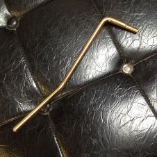 Kahler 8530 Fulcrum Tremolo Arm - 2 Post Gold image