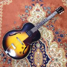 Gibson ES-125 1954 Sunburst Archtop Electric Guitar P90 - Price Drop image