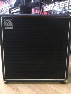 AMPEG BA115HP 220 Watt Combo Bass Amplifier Black image