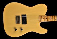 Fender LTD Relic Esquire 2014 Nocaster Blonde image