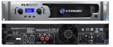 Crown XLS-2000 Power Amplifier 2100W X-Over & Limiter  11lbs image