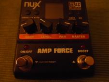 NUX Amp Force  Black image