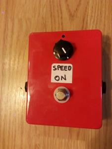 MXR Vintage Phase 90 Handwired by Pogopogdog 2015 Red image