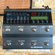 TC Electronic Nova System 2009 Black image