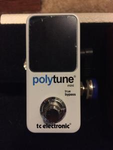 TC Electronic Polytune Mini image