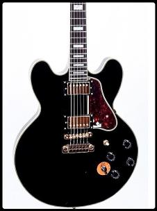 Epiphone BB King Lucille  Black Store demo image