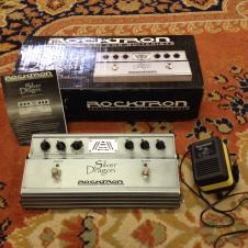 Rocktron Silver Dragon Tube Overdrive Distortion Pedal image