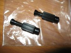 Floyd Rose or Pivot style tremolo bushings and inserts. DIYGK IN01B  Black image