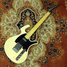 Parker P-36 Natural Telecaster Style with Fishman Piezo image
