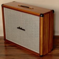 "Ashen Amps ""Hemingway"" 2x12 Guitar Cabinet Vintage 30's image"