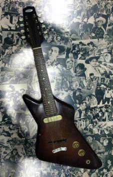 Tut Taylor Tut Taylor Electric Mandolin 1972 image