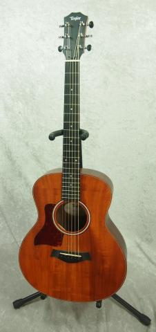 Taylor lefty left handed GS Mini acoustic guitar with bag image
