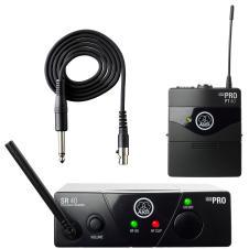 AKG WMS40 MINI Wireless Instrument System image