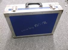 Anvil Brief Case 1980's Metal super road case cool big hair days case image