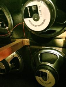 Celestion G12T-75 Speakers 90s image