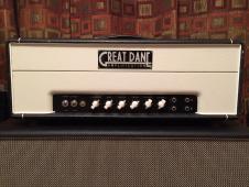 Great Dane Amplification Heritage-20 JTM45 plexi style 20 watt head image